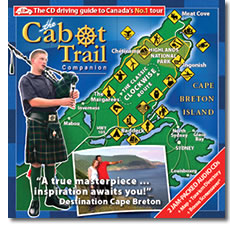 Get the most out of your Cape Breton tour with the Cabot Trail Companion